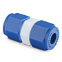 Straight_Plastic_PFA_Tube_Fittings_Union